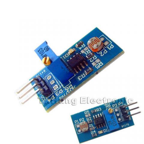 Sensor analogico LDR  Optico LM393  DC 3-5V